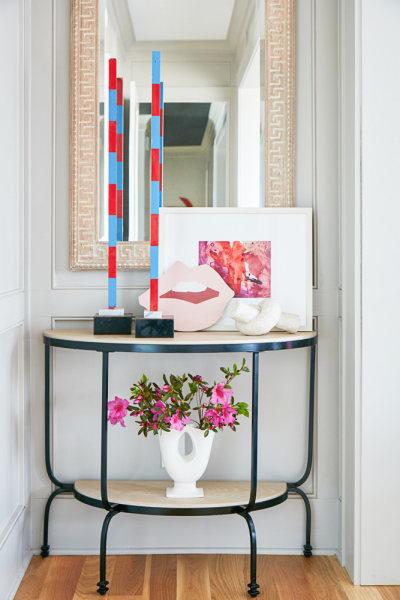 Dom umetnice Angele Chrusciaki Blehm je umetnička instalacija u boji (фото 9)