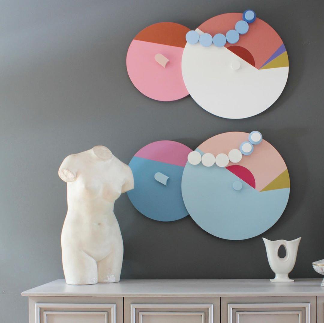 Dom umetnice Angele Chrusciaki Blehm je umetnička instalacija u boji (фото 3)