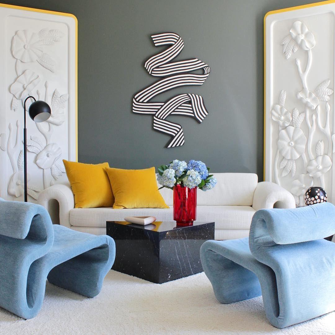 Dom umetnice Angele Chrusciaki Blehm je umetnička instalacija u boji (фото 4)