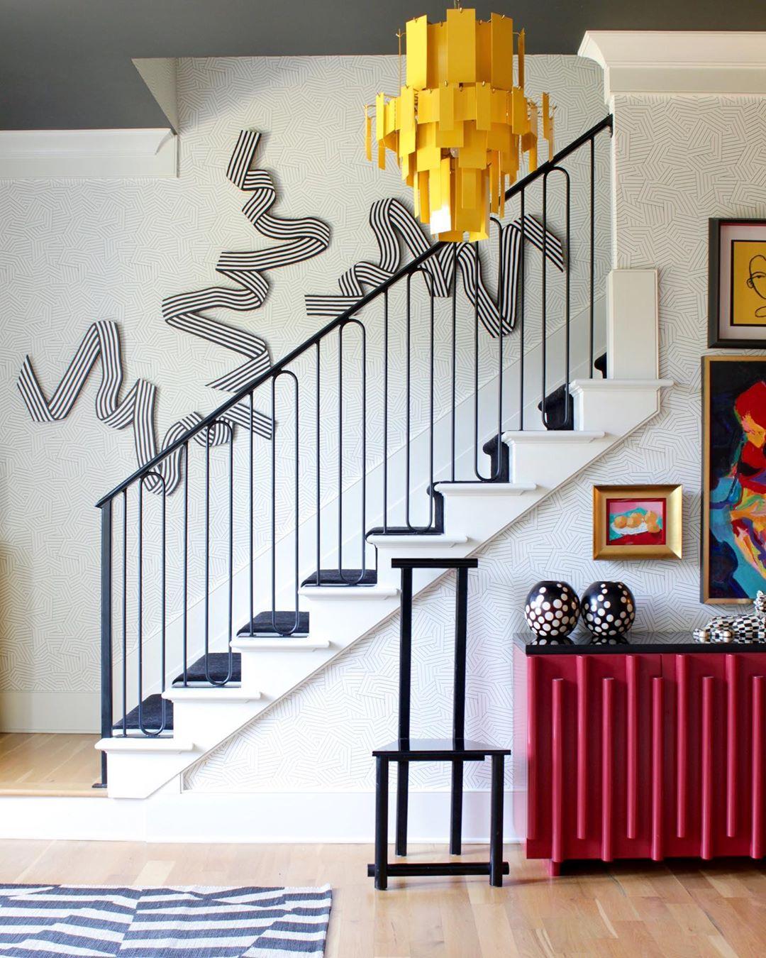 Dom umetnice Angele Chrusciaki Blehm je umetnička instalacija u boji (фото 1)