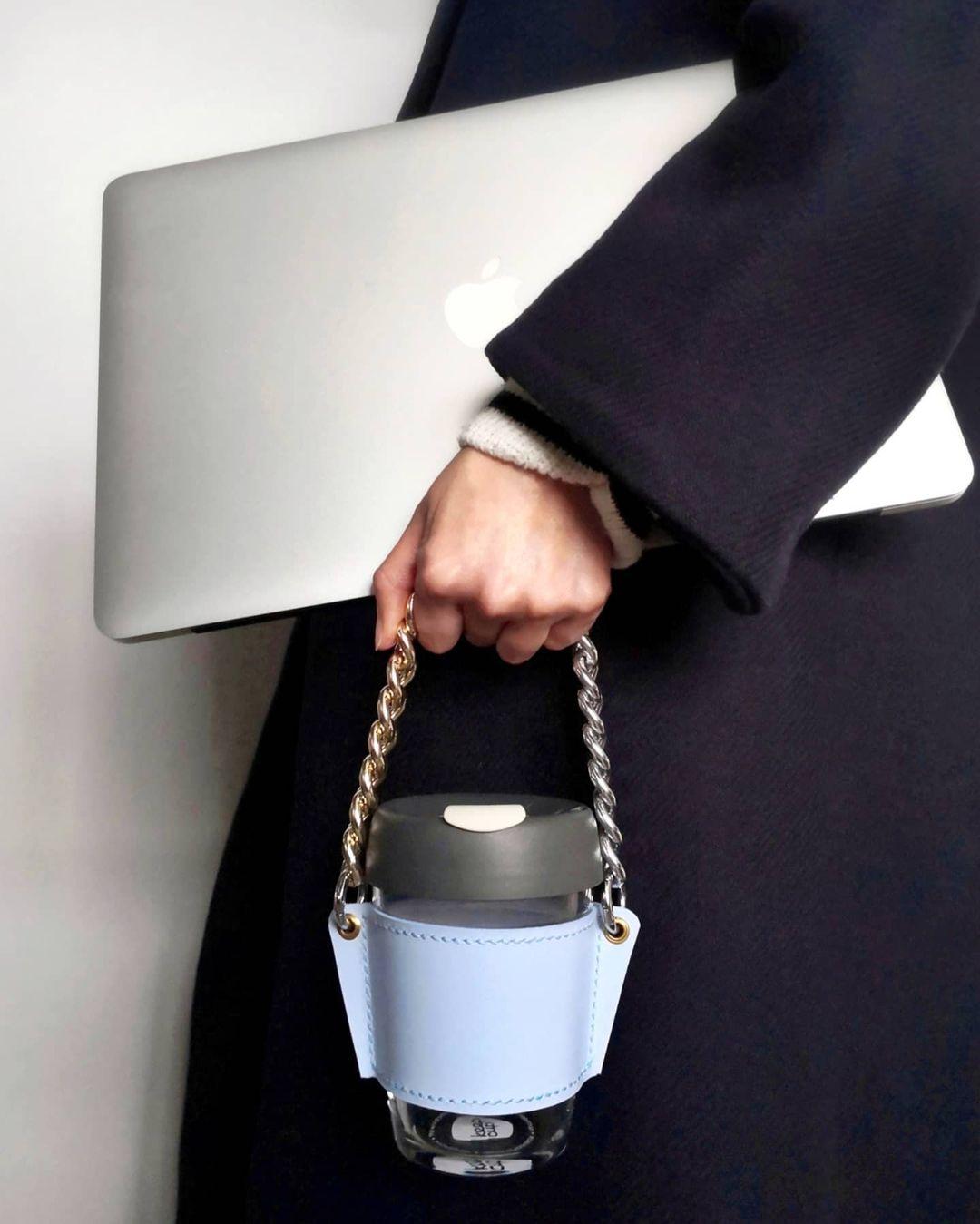 Da li ste znali da postoje torbice za kafu za poneti? (фото 1)