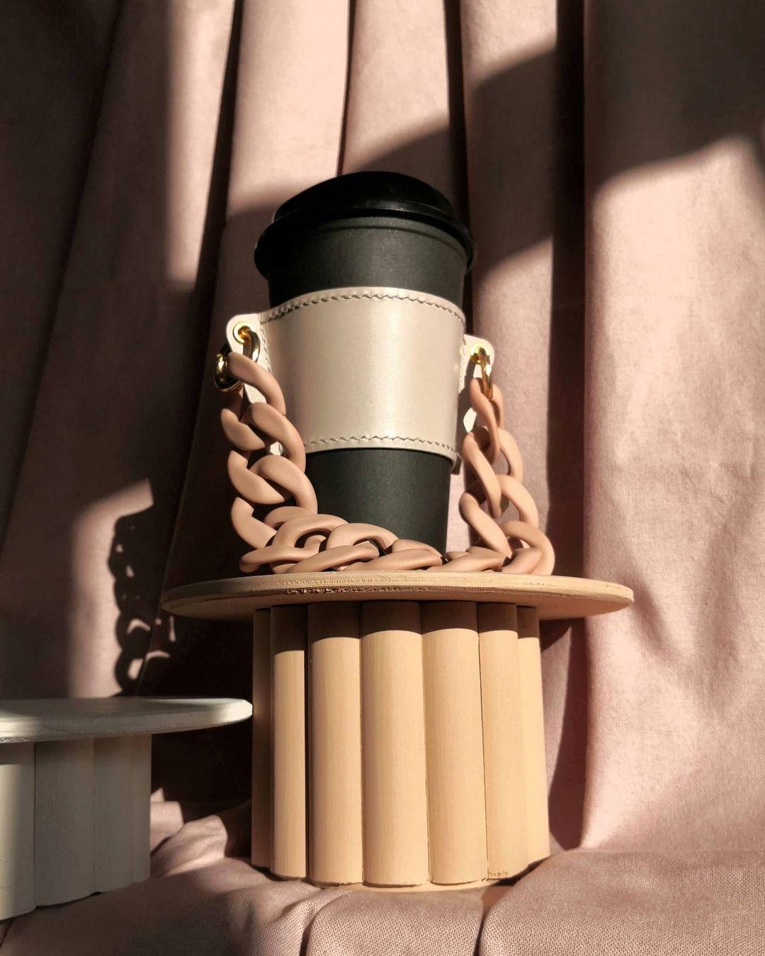 Da li ste znali da postoje torbice za kafu za poneti? (фото 3)
