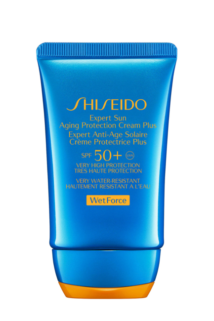 Expert Sun Aging Protection Cream Plus SPF 50, Shiseido